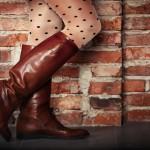 tendenze moda inverno 2015-2016, stivali inverno 2016, stivali alti al ginocchio, stivali alti al ginocchio come abbinarli
