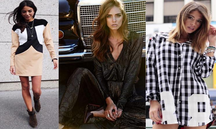 Come vestirsi il sabato sera 3 outfit secondo le tendenze moda autunno 2015   95e144fe3c9