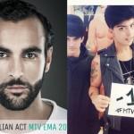 Mtv Ema Awards 2015, Marco Mengoni Best Italian Act
