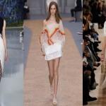 settimana della moda parigi 2015, moda primavera estate 2016,
