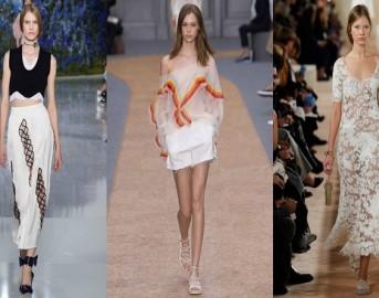 Parigi settimana della moda: il meglio della primavera estate 2016