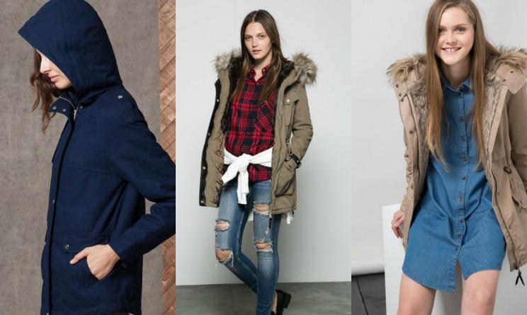 Tendenze moda autunno inverno 2015, parka