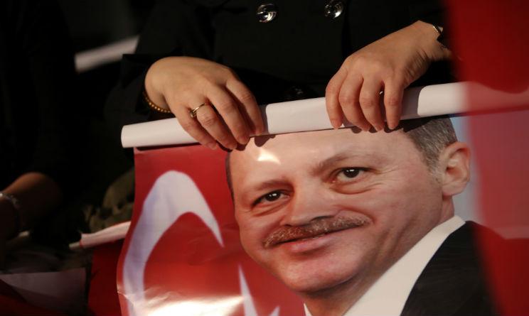 Referendum Turchia Presidenzialismo