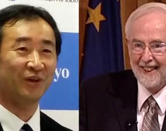 Premio Nobel Fisica 2015 a ricerche su neutrini: premiati Kajita e McDonald