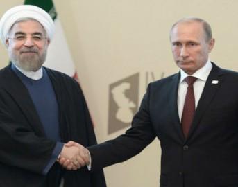 Siria: missili russi colpiscono l'Iran per errore