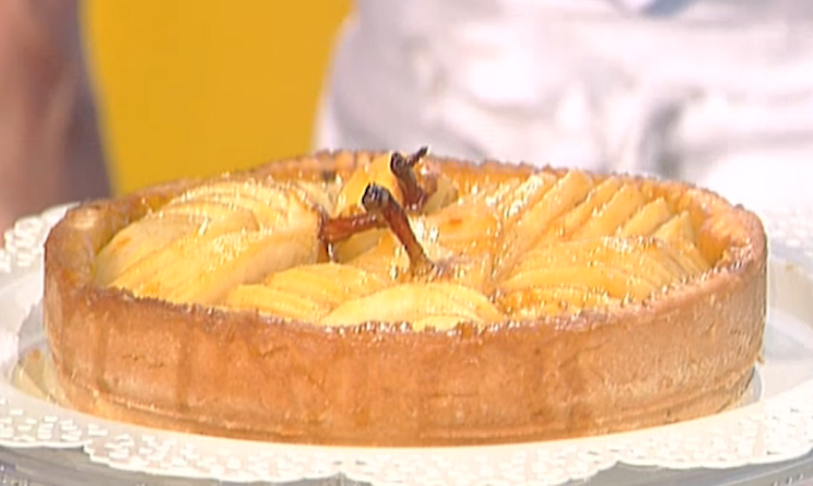Ricette dolci la prova del cuoco crostata di pere di for Ricette della prova del cuoco