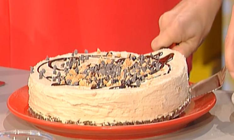 Ricette dolci la prova del cuoco torta morbida al burro for Ricette della prova del cuoco