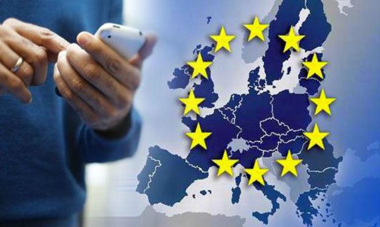 unione europea il roaming va in pensione