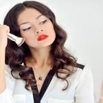 make up giorno, make up lavoro, make up lunga durata, make up inverno 2015, make up tutorial,