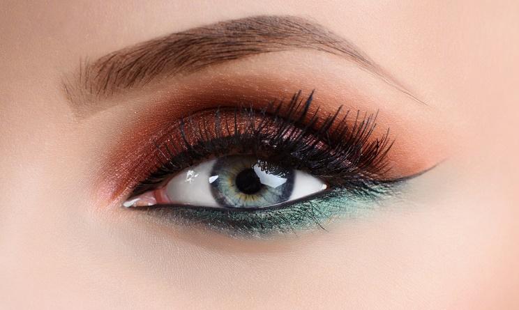tendenze moda autunno 2015, tendenze moda 2015, trucco occhi chiari, trucco leggero occhi verdi, trucco per occhi azzurri,