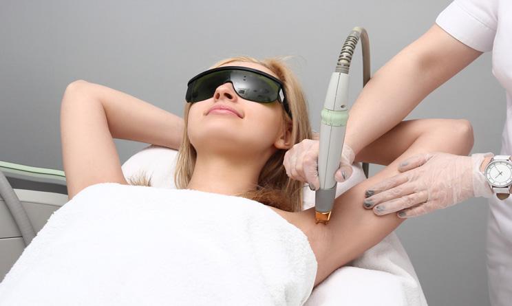 depilazione laser o luce pulsata, luce pulsata o laser differenze