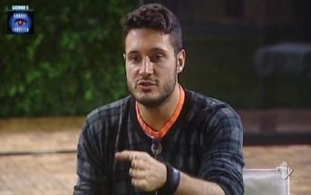"""Grande Fratello 14, intervista esclusiva a Simone: """"Ecco cosa è successo con Federica"""""""