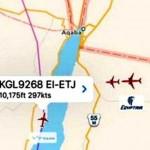 aereo russo caduto news