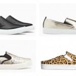 tendenze moda autunno 2015, le scarpe slip on