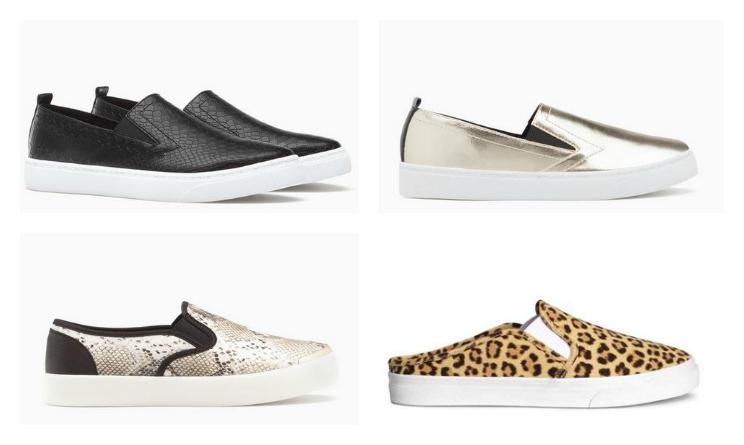 Tendenze moda autunno 2015  le scarpe slip on eb2b5c4e530