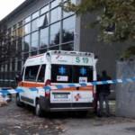 studente caduto da sesto pian hotel