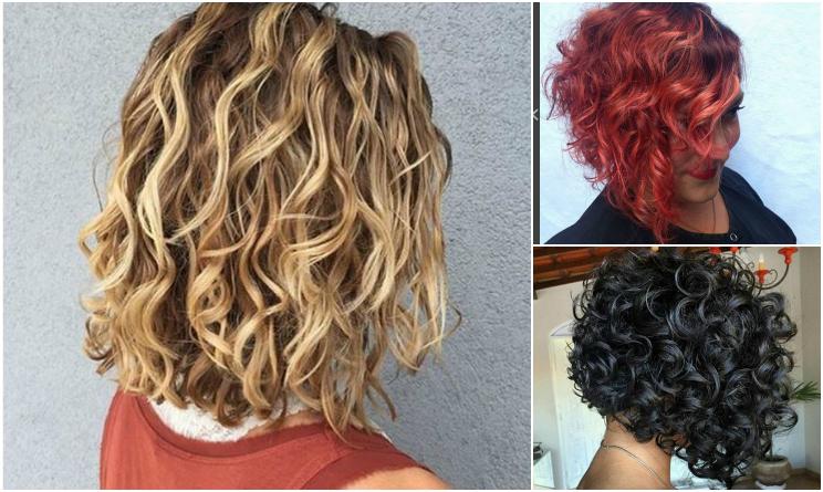 Ben noto Tagli corti per capelli ricci autunno 2015, 3 look ideali per le  RK85