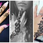 Tatuaggio henne, come si fa il tatuaggio temporaneo