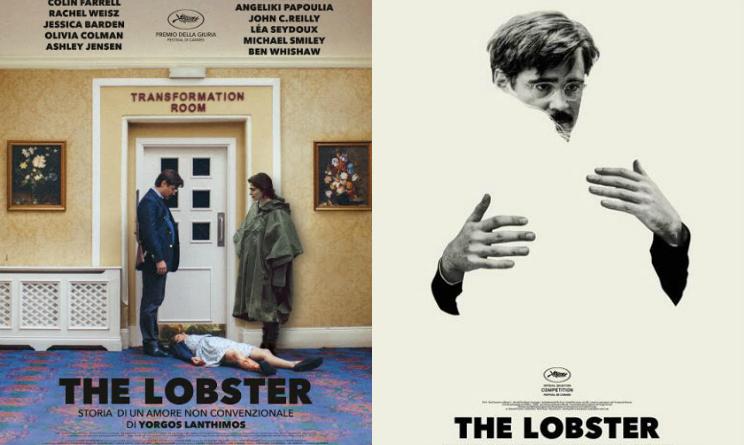 Film in uscita al cinema ottobre 2015, The Lobster trailer ita e trama