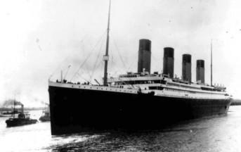 10 aprile 1912 Titanic: il viaggio inaugurale che andò incontro alla morte
