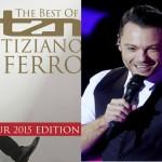 Tiziano Ferro European Tour 2015, album TZN Tiziano Ferro