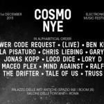 Capodanno eventi Cosmo Festival 2016