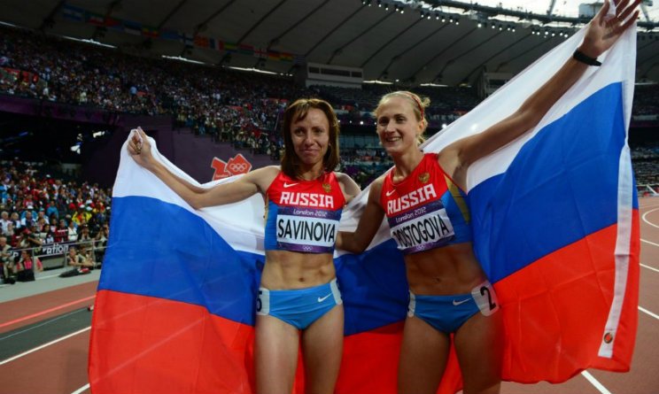 Iaaf Russia sospesa