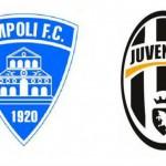 Empoli Juventus diretta tv