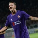 Fiorentina-Sampdoria highlights Bernardeschi gol