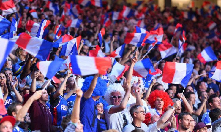 Dove vedere Francia Albania