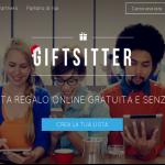 startup italia giftsitter