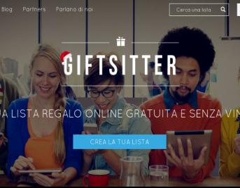 Ai regali di Natale ci pensa la startup italiana GiftSitter: la prima piattaforma per le liste regalo online