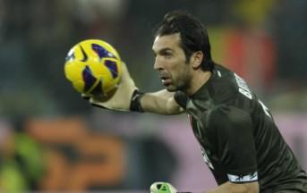 """Buffon contratto Juve: """"Anno prossimo mia ultima possibilità per vincere la Champions League"""""""