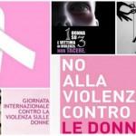giornata mondiale contro violenza sulle donne