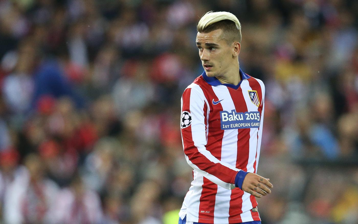 Antoine Griezmann highlights