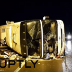 incidente russia autobus