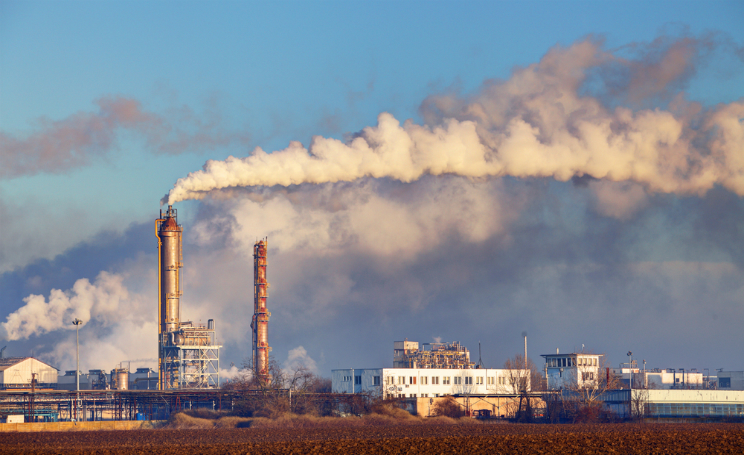 Inquinamento dell'aria in Italia