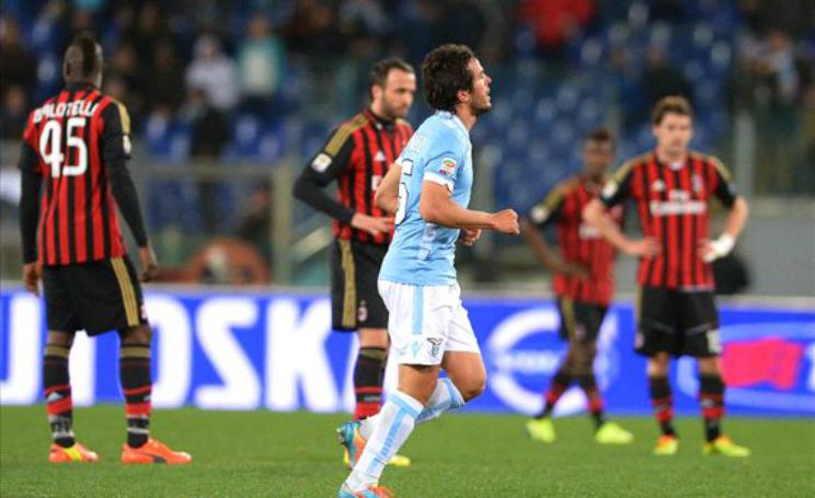Lazio - Milan Diretta Live