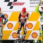 Lorenzo podio Sepang
