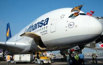 Sciopero Lufthansa news, protesta estesa fino al 25 novembre: disagi per 215mila passeggeri