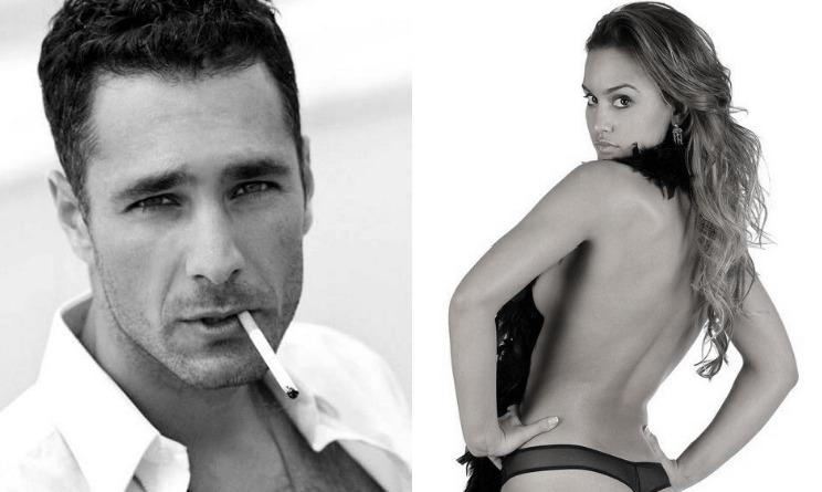 Megan Montaner e Raul Bova 744x445
