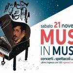 eventi roma musei in musica