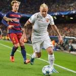 Barcellona Roma highlights