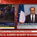 Hollande chiude le frontiere