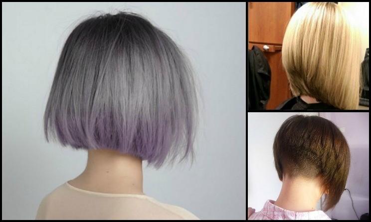 Taglio di capelli caschetto 2016