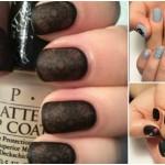 unghie moda autunno 2015, nail art, unghie a righe, unghie decorate, unghie colorate, unghie decorate,