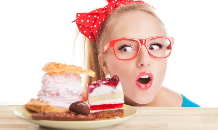 amanti dei dolci, persone golose, geni della golosità, geni che fanno mangiare i dolci,