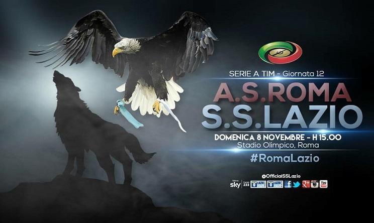 Roma Lazio diretta live