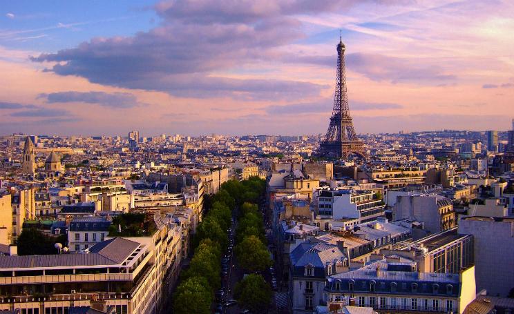 Sindrome di Parigi turisti giapponesi