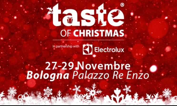 Taste of Christmas food festival Bologna